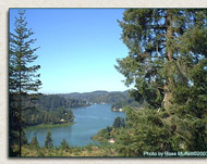 Click to view larger image of Tenmile Lake (48854 bytes)